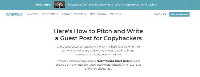 Copyhackers.com
