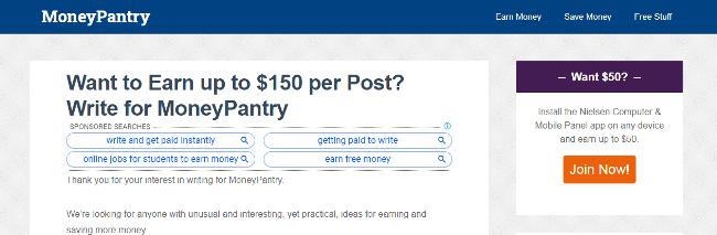 Moneypantry.com