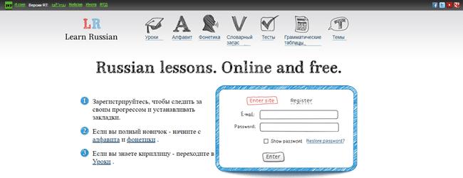 Уроки русского языка – Learn Russian